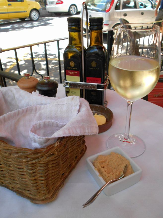 Break Basket & Wine