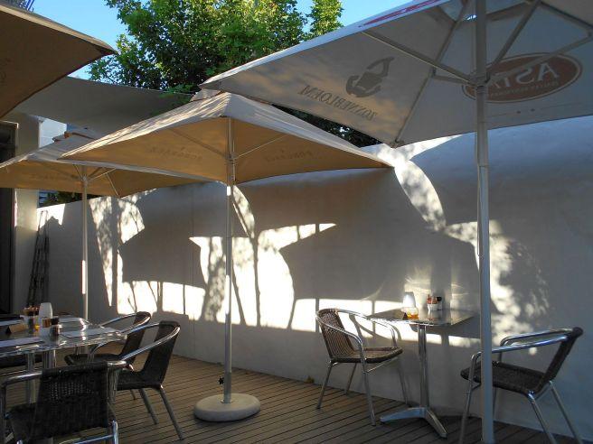 Asta Italian Restaurant Garden