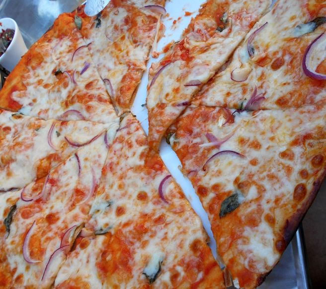 Asta Margherita Pizza