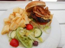 Buena Vista Social Cafe - Burger