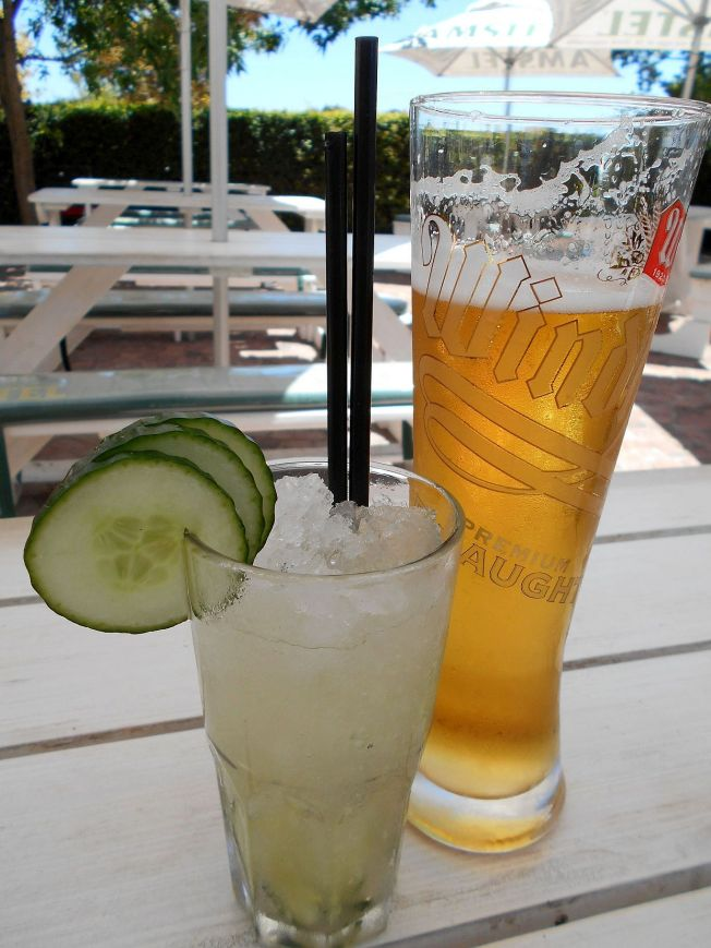 Buena Vista Social Cafe - Drinks