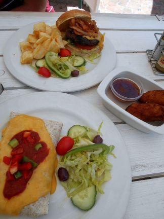 Buena Vista Social Cafe - Food