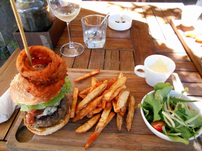 DD - Burger 1