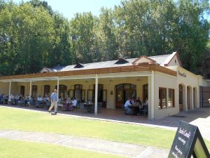 Stark-Condé Postcard Cafe