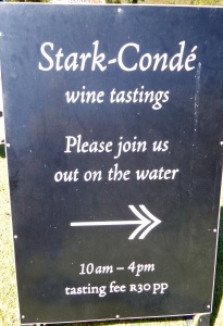 Stark-Condé Wine Tasting