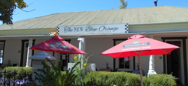 The New Blue Orange