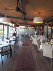 Guardian Peak - Inside Restaurant