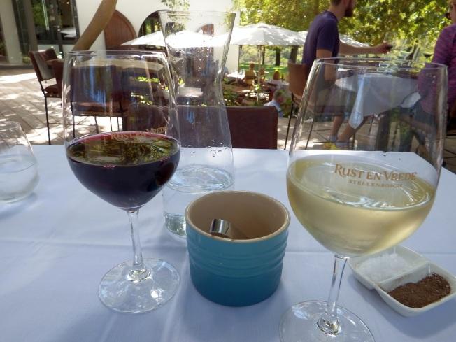 Rust en Vrede - Wine