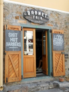 Cape Town Barber