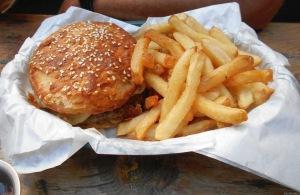Clarke's - Burger