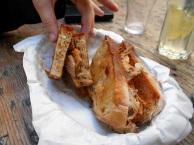 Clarke's - Pulled Pork Sandwich