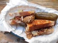 Clarke's - Reuben Sandwich