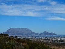 Durbanville Hills Table Mountain