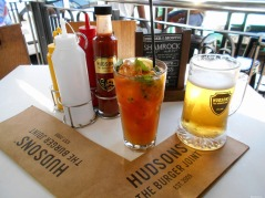 Hudsons - Drinks